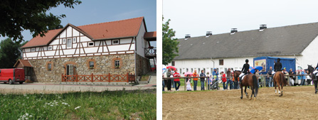 kutscherstube Reiterhof