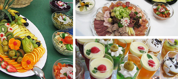 partyservice catering